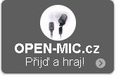 Navštivte web OPEN-MIC.cz