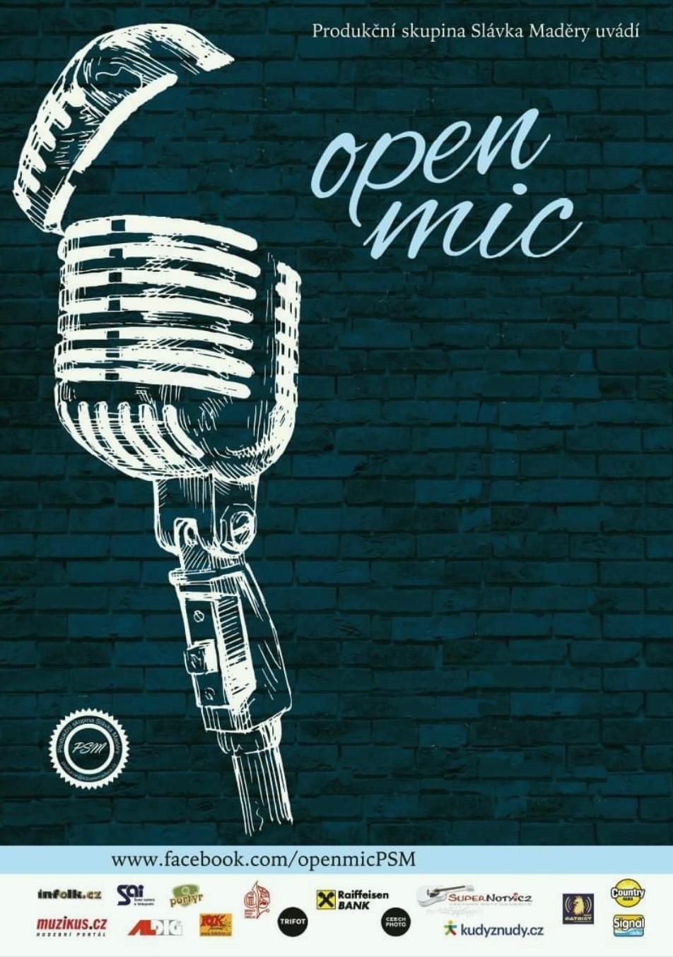Open Mic PSM