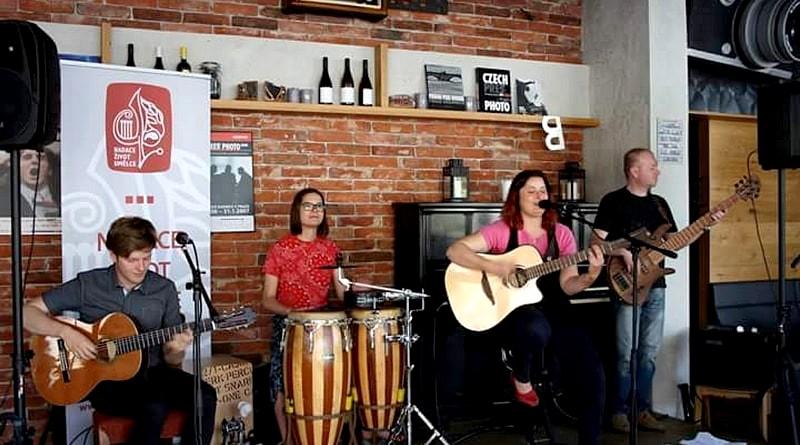 Pražská hudební scéna TRIFOT Open Mic startuje svůj druhý ročník
